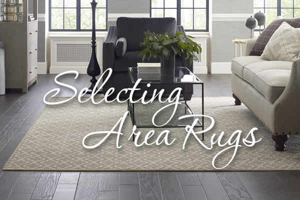 Selecting Area Rugs Anniston Al