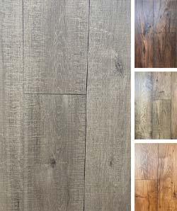 Mohawk Craftsman Origin Laminate Floor