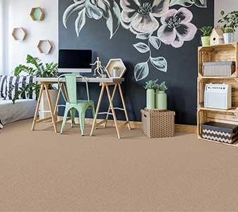 Carpet in an office